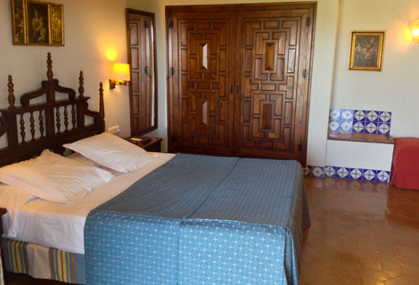 habitación_doble_superior_parador_Arcos_Frontera