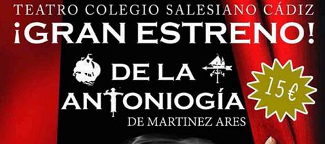 Martínez Ares Los Cobardes Colegio Salesiano Cadiz