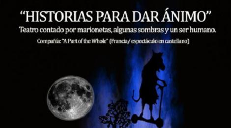 Historias para dar Ánimo: Sala La Quemá de Jerez