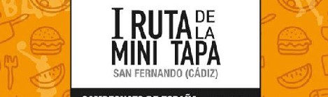 I Ruta de la Mini Tapa San Fernando 2016