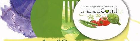 VI Jornadas Gastronómicas Huerta de Conil