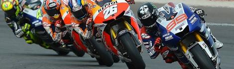 Programación Carreras Motos Circuito de Jerez 2016