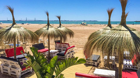 Chiringuito_Palapa_Beach_playa_Valdelagrana_Puerto_Santa_María