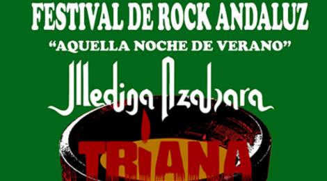 "Festival de Rock Andaluz ""Aquella noche de verano"""