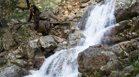 Ruta Fuentes del Río Hondón, Benaocaz
