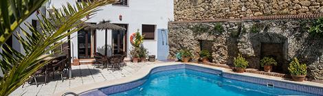 Hotel Las Palmeras del Califa Vejer de la Frontera