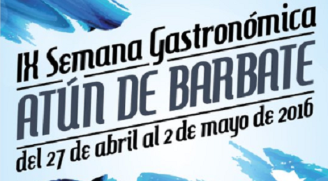 IX Semana Gastronómica Atún de Barbate 2016