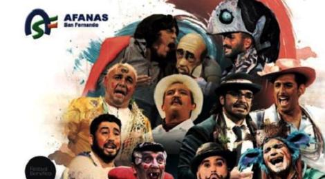 I Festival Noche de Carnaval Afanas 2016