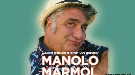 Monólogo Manolo Mármol Cádiz 2016