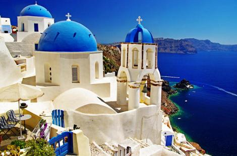 Santorini_Mykonos