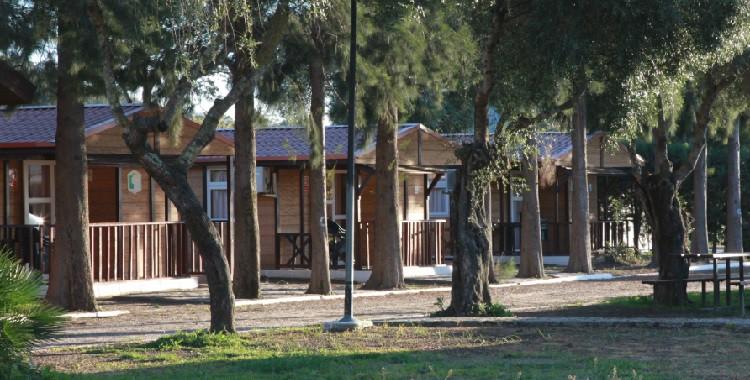 Camping Los Gazules