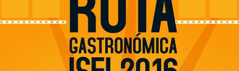 Ruta Gastronómica IsFi San Fernando 2016