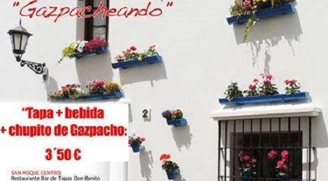 Gazpacheando San Roque 2016