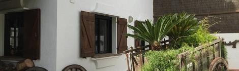 Casas Montechico Caños de Meca
