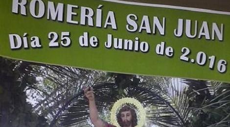 Romería San Juan Zahara de la Sierra 2016