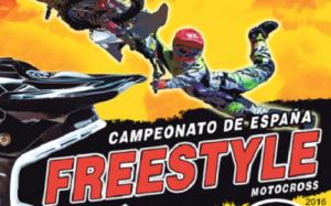 Campeonato espa 241 a motocross freestyle 2016 cadiz diferente