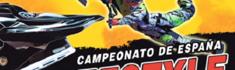 Campeonato España Motocross Freestyle El Puerto de Santa María 2016