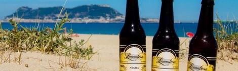 Levantera, cerveza artesanal del Campo de Gibraltar