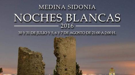 Noches Blancas Medina Sidonia 2016