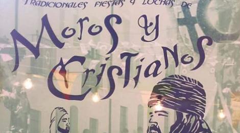 Fiesta Moros y Cristianos Benamahoma 2016