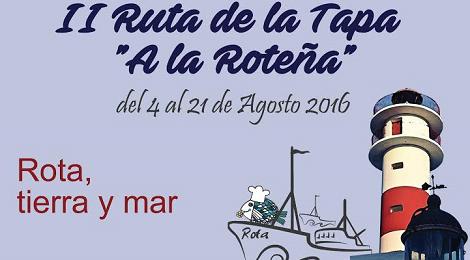 II Ruta de la Tapa a la Roteña 2016