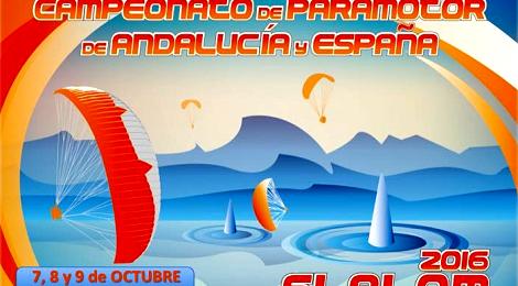 Campeonato Paramotor Andalucía y España 2016 Bornos