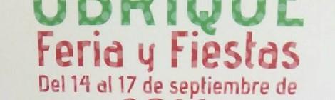 Feria y Fiestas Ubrique 2016