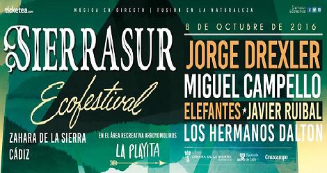 Sierra Sur Ecofestival, Festival sostenible, sostenibilidad a medida