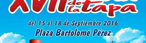 XVII Feria de la Tapa de Rota 2016
