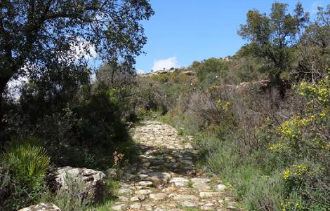 calzada_romana_ruta_senderismo_calzada_dehesa