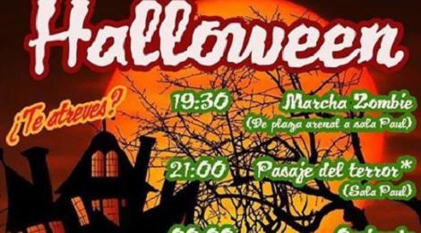 Halloween en Jerez de la Frontera 2016