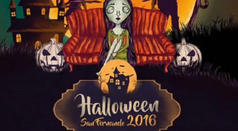Halloween en San Fernando 2016