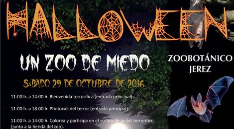 Halloween Zoo Botánico Jerez