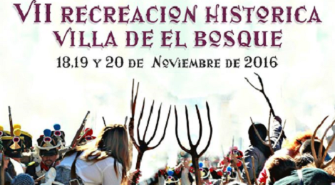 VII Recreación Histórica Villa de El Bosque