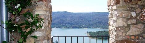 Ruta de Senderismo La Calzada Dehesa Boyal en Castellar de la Frontera