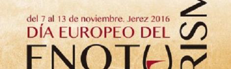 Día Europeo del Enoturismo Jerez 2016