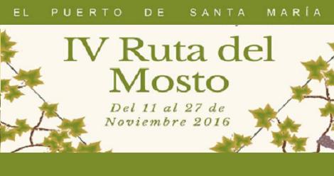 IV Ruta del Mosto El Puerto de Santa María 2016: Fecha, Tapas y Establecimientos