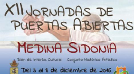 XII Jornadas Puertas Abiertas Medina Sidonia 2016