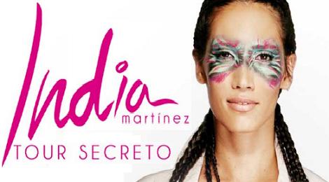 Concierto India Martínez Cádiz 2017