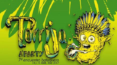 Torrija A'Party Rota 2017: Programación