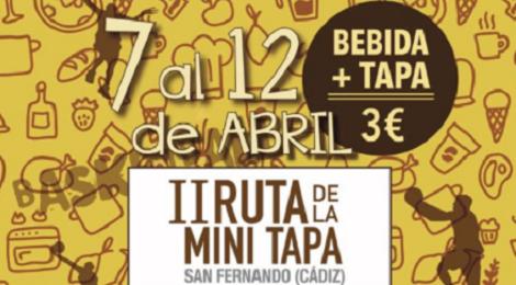 II Ruta de la Mini Tapa San Fernando 2017