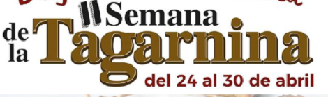 II Semana de la Tagarnina Chiclana 2017