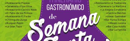 I Itinerario Gastronómico de Semana Santa Chiclana 2017: Fecha y Estableciientos