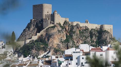 El Castillo de Olvera entre los tres castillos más bonitos de España 2017
