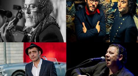 Conciertos Baluarte de la Candelaria 2017