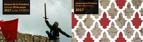 XXIV Jornadas de Arqueología y Toma de Jimena 2017: Mercado Medieval