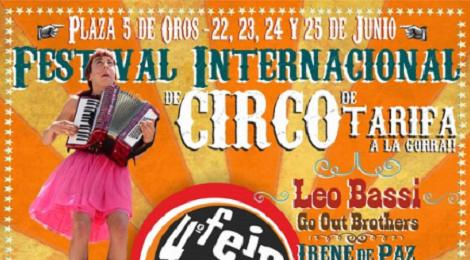 Festival Internacional de Circo de Tarifa Feincita 2017