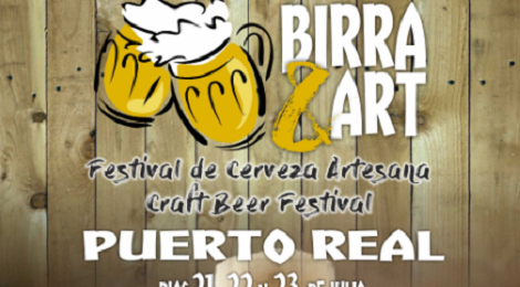 II Festival de la Cerveza Artesana Birra&Art Puerto Real 2017