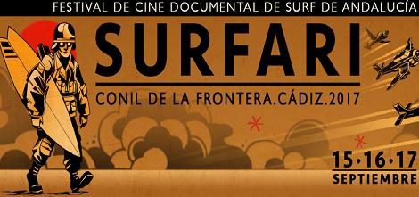 Surfari Film Fest Conil de la Frontera 2017