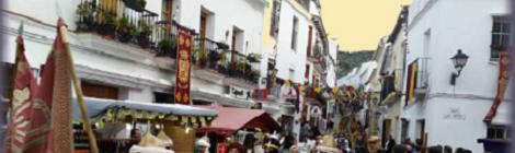 X Mercado Medieval Zahara de la Sierra 2017: Fecha y Programación oficial